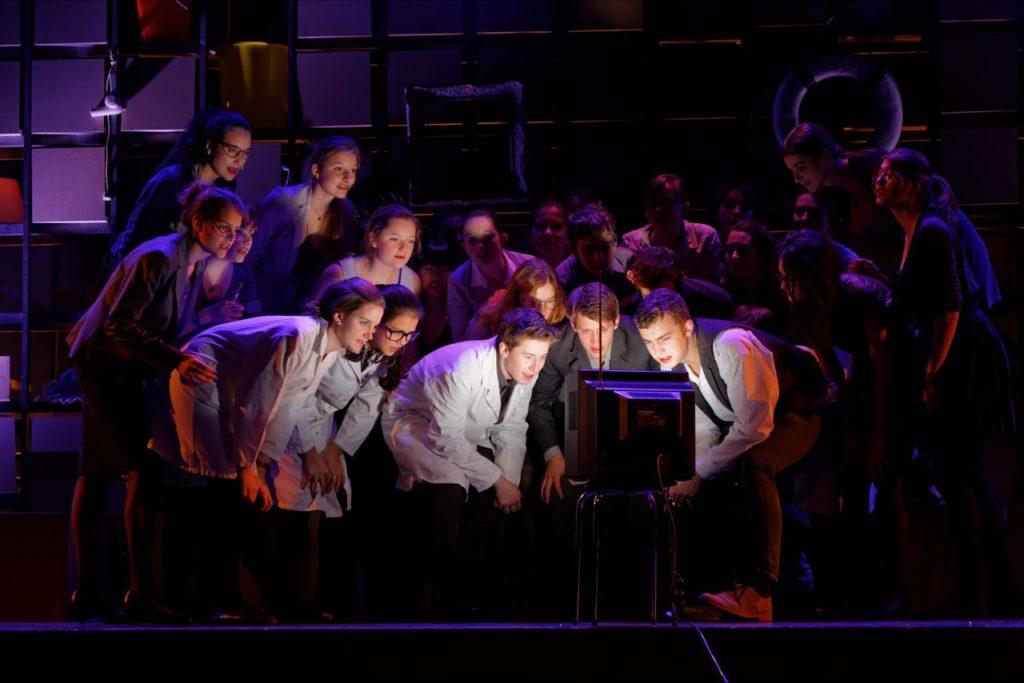 Theaterverein Winterthur unterstützt sechs Jugendtheaterprojekte